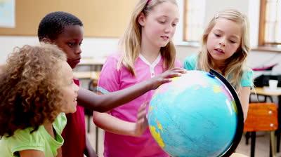 globe-classroom